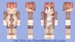 Cold Dawn. Minecraft Skin