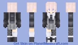 Old times.. Minecraft Skin