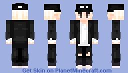 save me Minecraft Skin