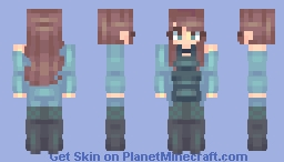 Beverly // fs Minecraft Skin