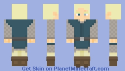 Generic Squire Minecraft Skin