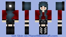 [𝒜𝓊𝓉𝓊𝓂𝓃] 𝑀𝓎 𝐹𝒶𝒾𝓇 𝐿𝒶𝒹𝓎 Minecraft Skin