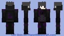 ProtaGonizT Minecraft Skin