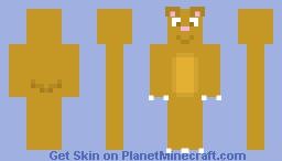 Hamster Minecraft Skin