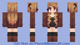 e.v.o.l Minecraft Skin