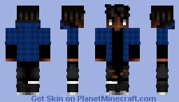 Stripped Jacket Minecraft Skin