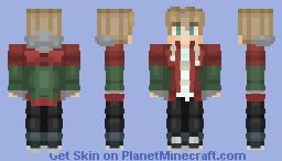New Sweater Minecraft Skin