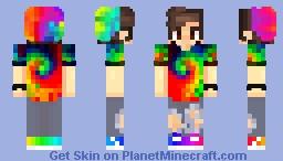 虹 Minecraft Skin
