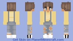 :))) Minecraft Skin