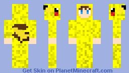 PMC User- PixelMixel Minecraft Skin
