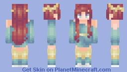 Abyss Minecraft Skin