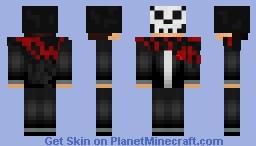 GhostlyTuber Minecraft Skin