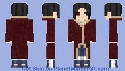 Itachi Uchiha [Edo Tensei] Minecraft Skin