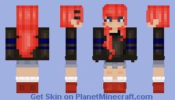 I got my rainboots on (Hi everyone I'm new to pm!) Minecraft Skin