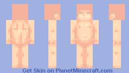 Four Skin Bases Minecraft
