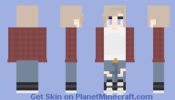 [𝒜 𝒮𝓀𝒾𝓃 𝐹𝑜𝓇 𝒜 𝐹𝓇𝒾𝑒𝓃𝒹] // 𝒪𝓁𝓁𝒾𝑒 // ᴍᴇᴍᴏʀɪᴇꜱ Minecraft Skin