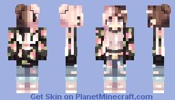 Summer Bummer Minecraft Skin