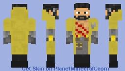 Roger (Mobile Legends) Minecraft Skin