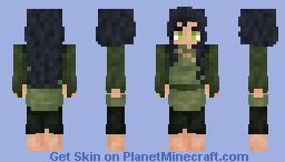 Very Green Minecraft Skin