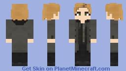 13th Doctor Minecraft Skin