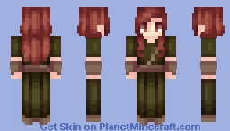 ◊€∆†◊ | [Request] Forest Maiden Minecraft Skin