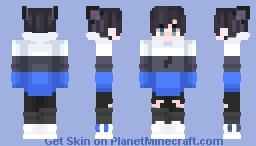 A hot boy Minecraft Skin