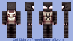 Alternate Spider-Man suit Minecraft Skin