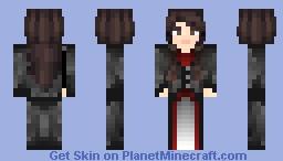 Astrid Baruch - Fur Coat (Closed) Minecraft Skin