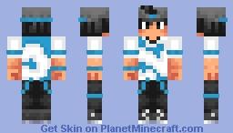 Esports | Cloud9 | Jersey (CHECK DESC) Minecraft Skin
