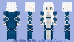 Lilliana - Silver Tunic [LOTC] Minecraft Skin