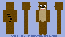 Rigby | Regular Show Minecraft Skin