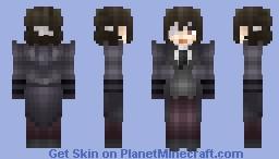 Dazai Osamu Minecraft Skin