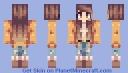 More Than You Know Minecraft Skin