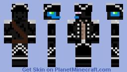 Captain BlueYoshi of the SkyPirates Minecraft