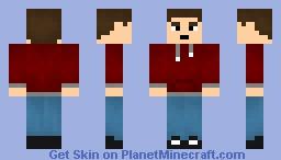 A Dude Minecraft Skin
