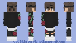 siick rose hot boy Minecraft