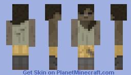 Alex Husk Minecraft Skin