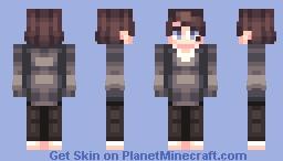 MaxMoeFoe Minecraft Skin