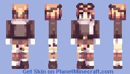 Aviator Minecraft Skin