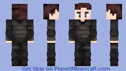 Gale mockingjay Minecraft Skin