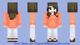 Happy (late) birthday to me Minecraft Skin