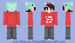 yoongshark Minecraft Skin