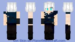 Iminye Thranrell- Massivecraft Minecraft Skin