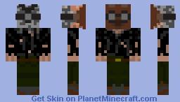 James Williams Minecraft Skin