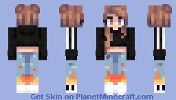 liar liar 🔥 Minecraft Skin