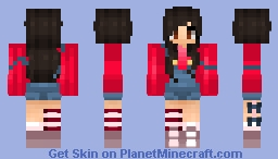 Summer time is meant for fun, and chilling... Minecraft Skin