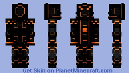 Lutenia Minecraft Skin