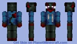 Nathanfox [Request] Minecraft Skin