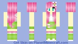 Minecraft Skin | Fluttershy - My Little Pony