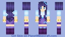 Minecraft Skin   Rarity - My Little Pony Minecraft Skin